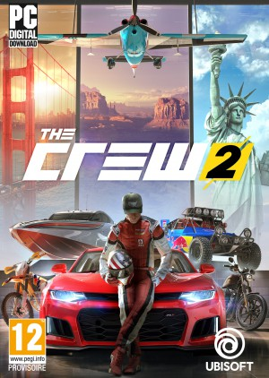 Copertina The Crew 2 - PC