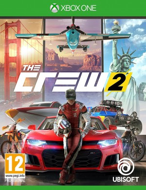 Copertina The Crew 2 - Xbox One