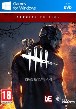 Copertina Dead By Daylight - PC