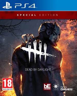 Copertina Dead By Daylight - PS4