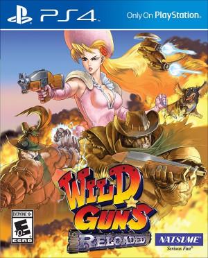 Copertina Wild Guns Reloaded - PS4