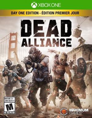 Copertina Dead Alliance - Xbox One