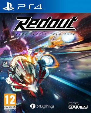 Copertina Redout - PS4