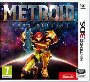 Copertina Metroid: Samus Returns - 3DS