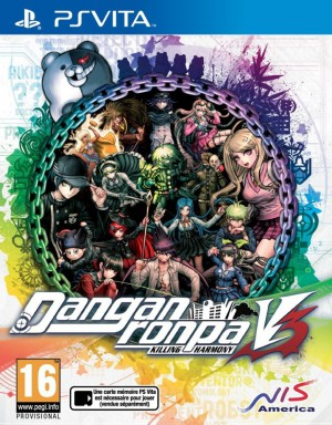 Copertina Danganronpa V3: Killing Harmony - PS Vita