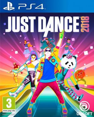 Copertina Just Dance 2018 - PS4
