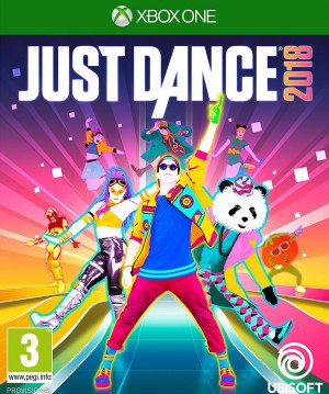 Copertina Just Dance 2018 - Xbox One