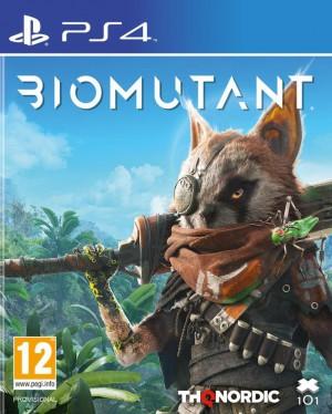Copertina Biomutant - PS4