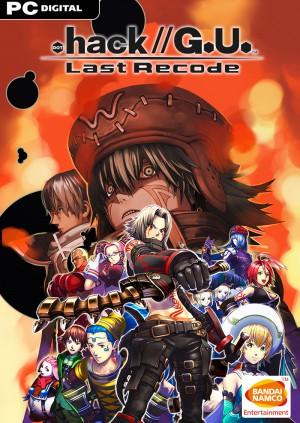 Copertina .hack//G.U. Last Recode - PC