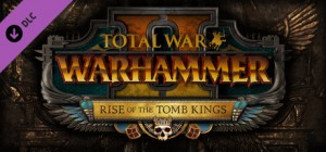 Copertina Total War: Warhammer II - Rise of the Tomb Kings - PC