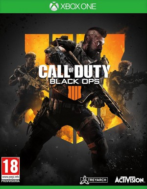 Copertina Call of Duty: Black Ops 4 - Xbox One