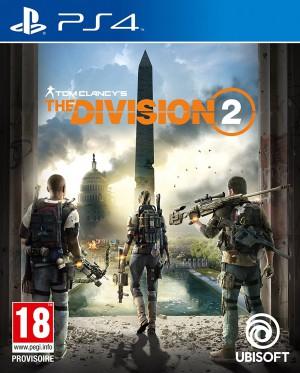 Copertina The Division 2 - PS4