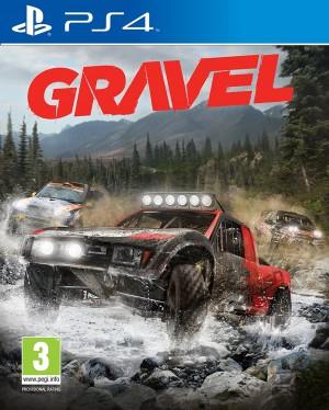 Copertina Gravel - PS4