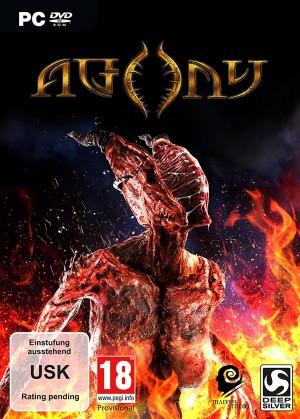 Copertina Agony - PC