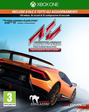 Copertina Assetto Corsa Ultimate Edition - Xbox One