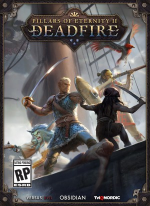 Copertina Pillars of Eternity II: Deadfire - PC