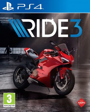 Copertina RIDE 3 - PS4