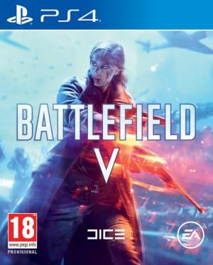 Copertina Battlefield V - PS4