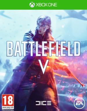 Copertina Battlefield V - Xbox One