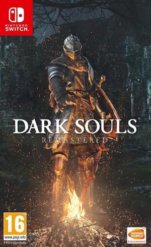 Copertina Dark Souls: Remastered - Switch