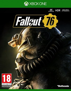 Copertina Fallout 76 - Xbox One