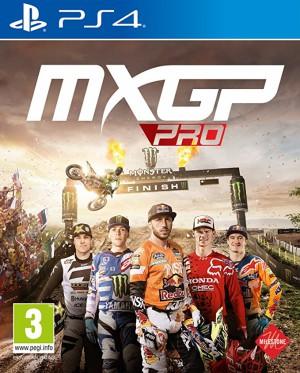 Copertina MXGP PRO - PS4