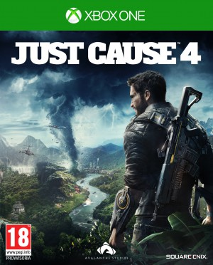 Copertina Just Cause 4 - Xbox One