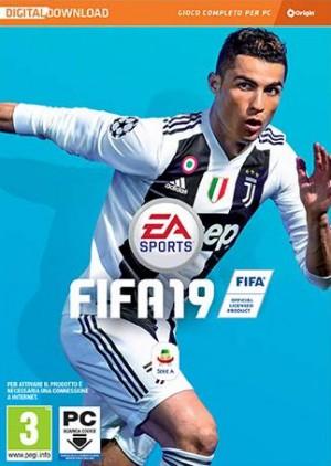 Copertina Fifa 19 - PC