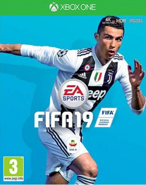 Copertina Fifa 19 - Xbox One