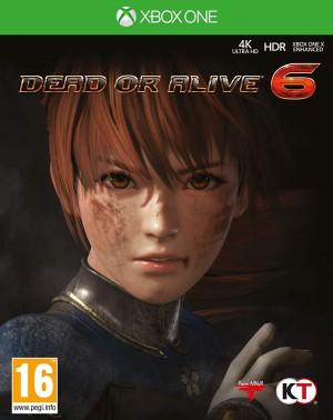 Copertina Dead Or Alive 6 - Xbox One