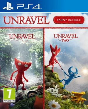 Copertina Unravel 2 - PS4
