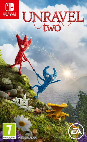 Copertina Unravel 2 - Switch