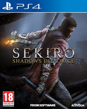 Copertina Sekiro: Shadows Die Twice - PS4