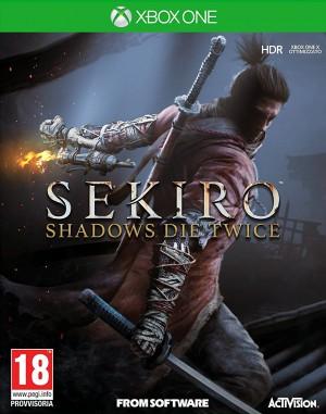Copertina Sekiro: Shadows Die Twice - Xbox One