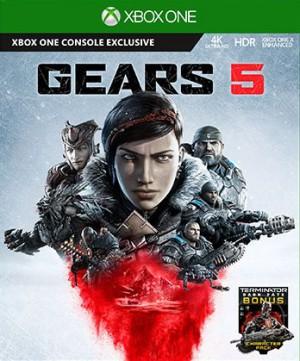 Copertina Gears 5 - Xbox One