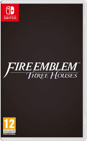 Copertina Fire Emblem: Three Houses - Switch