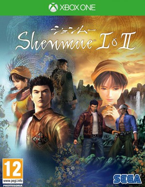 Copertina Shenmue I & II HD Remaster - Xbox One