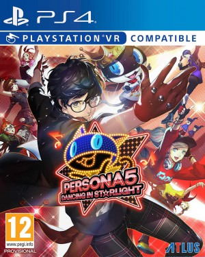 Copertina Persona 5: Dancing in Starlight - PS4