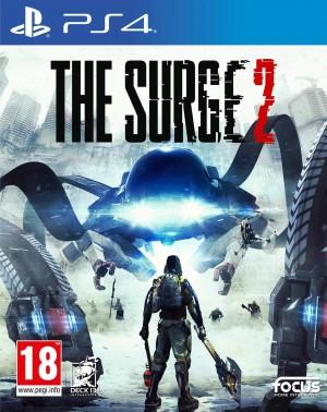 Copertina The surge 2 - PS4