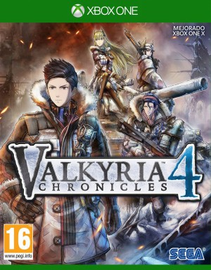Copertina Valkyria Chronicles 4 - Xbox One
