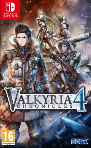 Copertina Valkyria Chronicles 4 - Switch