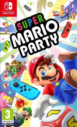 Copertina Super Mario Party - Switch