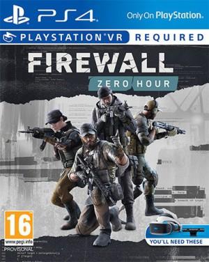 Copertina Firewall Zero Hour - PS4