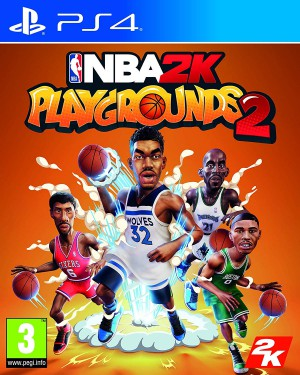 Copertina NBA 2K Playgrounds 2 - PS4