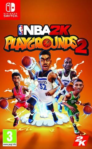 Copertina NBA 2K Playgrounds 2 - Switch