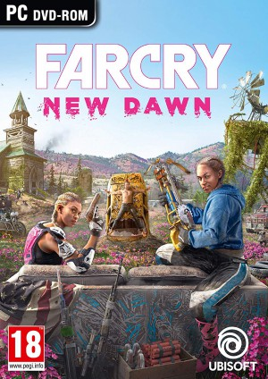 Copertina Far Cry New Dawn - PC