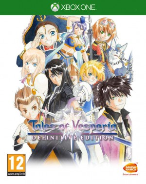 Copertina Tales of Vesperia: Definitive Edition - Xbox One