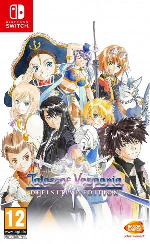 Copertina Tales of Vesperia: Definitive Edition - Switch