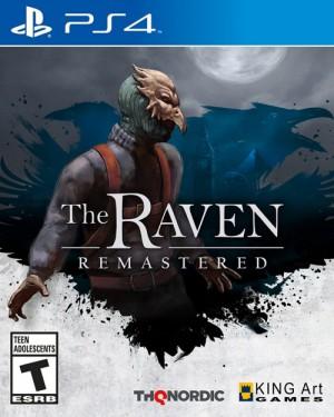 Copertina The Raven Remastered - PS4