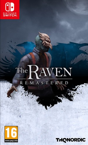 Copertina The Raven Remastered - Switch